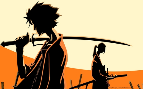 To those whom have watched 'Samurai Champloo', what is your opinion on the anime and the similarities and differences to Bleach?