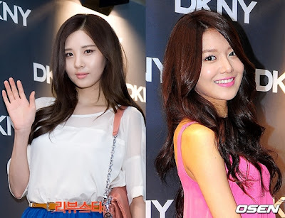 SNSD Giant Pageant!!!! Vote for your model!!!