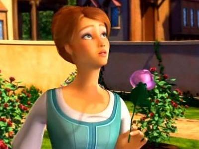Do u like Aramina from Barbie and the three musketeers?
