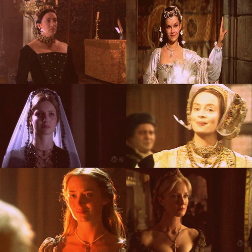 Who gave your favourite portrayal for each of Henry's wives?