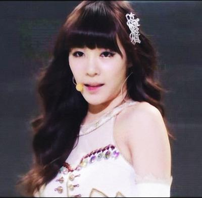 Super Which Tiffany39S Hairstyle You Think The Most Fit On Her Girls Short Hairstyles Gunalazisus