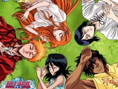 Was Bleach one of anda first anime's?