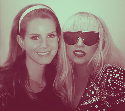 Post a picture of Lana Del Rey ou Lady Gaga for our Teju..