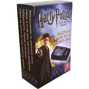 Do tu have any Harry Potter related games?