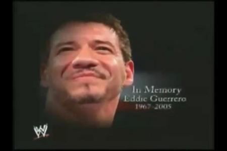 Do toi miss Eddie Guerrero?