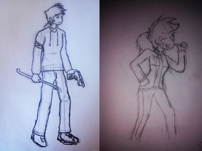 What do Du guys think of my drawings?