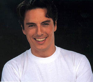 Post a pic of an actor younger and smiling.