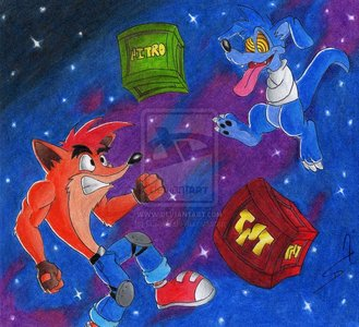 Who is your fav Crash Character?