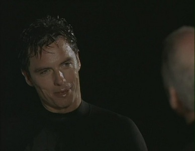 Post a picture of an actor with a wet face.
