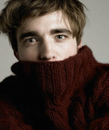 Post a pic of your actor where part of his face is hidden.Here is my handsome Robert hiding part of his face.Don't hide that gorgeous face,Robert<3