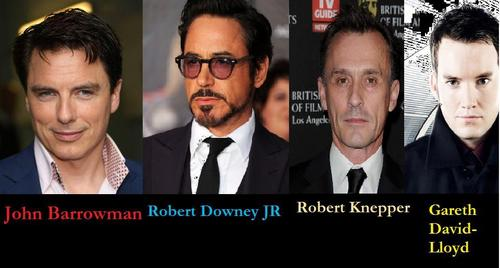 Who do Du think would make a good film based on the actors?