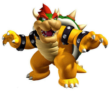 How much do bạn like Bowser (out of 10)