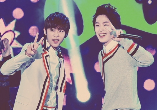 Post a litrato of HimDae (Himchan and Daehyun)~!♥♥