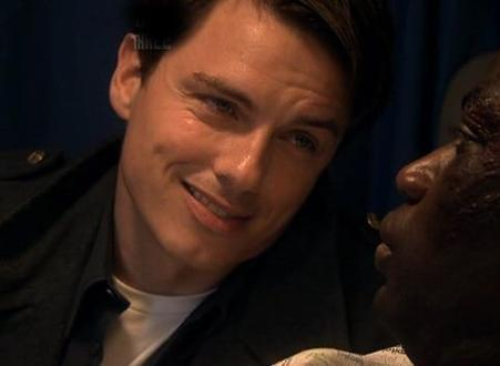 Post a picture of an actor with a cheeky grin.