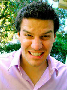Post a pic of your actor making a funny growly face