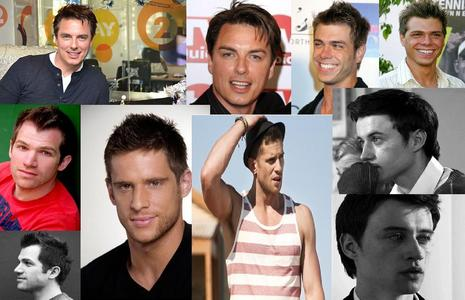 Whos your শীর্ষ 5 hottest actors right now?