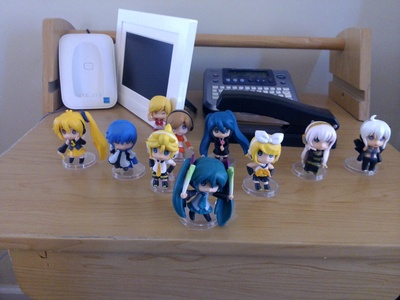 ciao guys,i got 10 Vocaloid figurines, can te help me place the names to all of them?