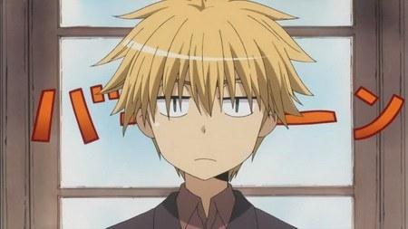 Ты know any funny Аниме like Kaichow wa maid sama?