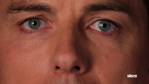 Post a picture of an actor's eyes.