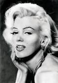 This is a really bila mpangilio question, but do wewe guys think Marilyn Monroe is attractive?