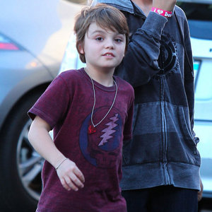 Do you think that Johnny's son will be as hot as Johnny??