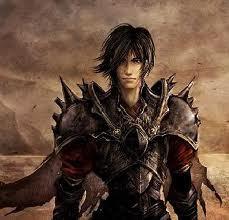 New Character: Ashen