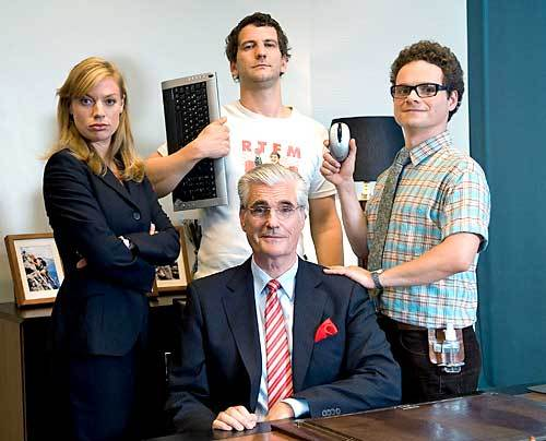 Does anyone know where I can watch the German version of The IT Crowd?