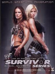 Can आप post a pic of torrie wilson with someone?