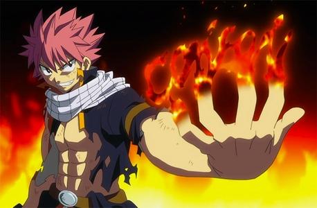 post a animé character who has elemental powers animé réponses
