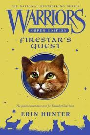 WHAT पुस्तकें COME BEFORE FIRESTAR'S QUEST?