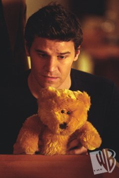 Post a pic of your actor with a stuffed animal <3