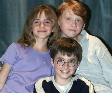 Post your 가장 좋아하는 사진 of The Golden Trio (Harry, Ron and Hermione 또는 Dan, Rupert and Emma)