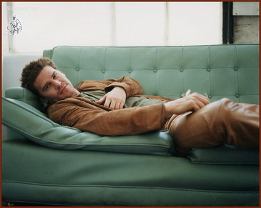 Post a pic of your actor lying on a couch.