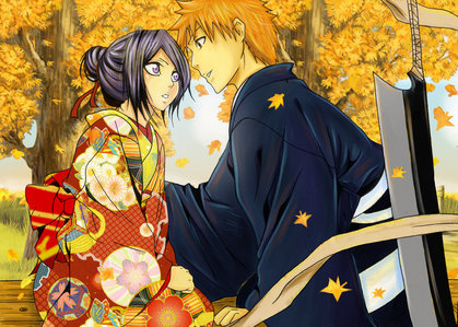 Who's your favourite Bleach pairing/couple?