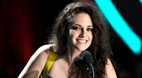 Post a ছবি of Kristen smiling :)
