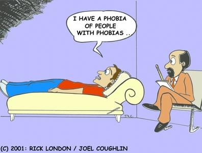 Do you have a phobia?