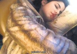 Post a pic of katrina kaif sleeping
