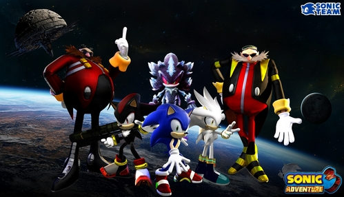 would आप like to play Sonic Adventure 3? and why?