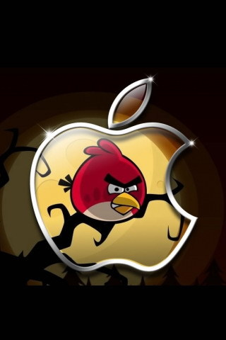 Post your favourite Angry Birds picture here and te will get 20 props !! Here is mine :)