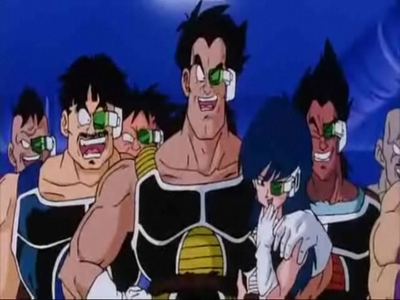 My Вопрос is simple, When Mr.Popo asked Shenron to bring back to life all those who were killed by Frieza and his man, Why Nappa (Vegeta worked for Frieza when he killed Nappa) and all the Saiyan aren't resurrected?
