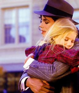 What do katie(moonwalker) and paris have in common with michael?