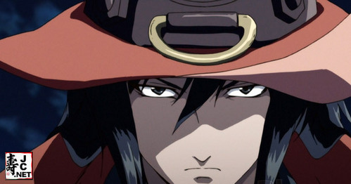 Post a anime character with black hair
