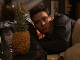 Post your actor with a fruit.
