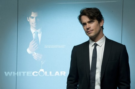 In what movie/tv did Du discover Matt Bomer?