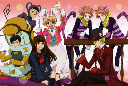 Post an anime that you watch when you're sad/ your feel good anime :)