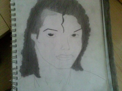 Does this look good? Its one of my drawings of Mike.