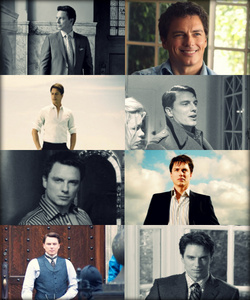 Post a picture of an actor which has 8 pictures of him.