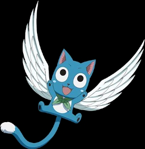 Post a character that can fly.