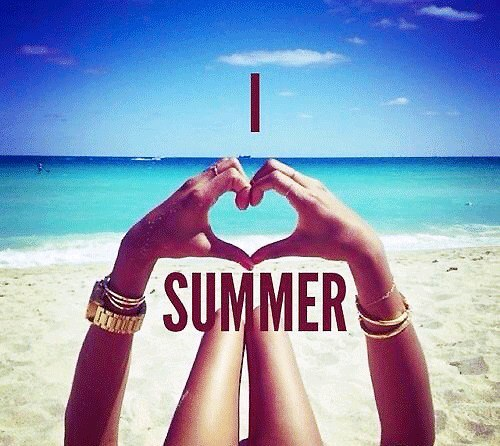Hey, guys!!! Now that summer is finally here and schools are officially closed, what are your plans about summer holidays??