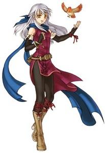 New Character Treesa